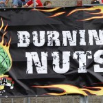 Burning Nuts (schwarz)