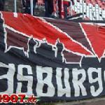 Augsburger Jungs (mit Skyline, rot-weinrot)