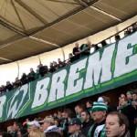 Werder Bremen (weiße Schrift)