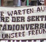 Ehre der Sektion Stadionverbot (Burghausen)