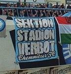 Sektion Stadionverbot – Chemnitzer FC