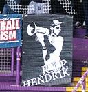 R.I.P. Hendrik
