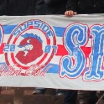Supside (blaue Schrift)