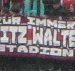 Für immer Fritz Walter Stadion