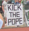 Kick The Pope