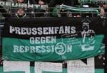 Preussenfans gegen Repression
