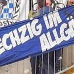 Sechzig im Allgäu (blau-weiß)