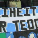Freiheit für Teddy