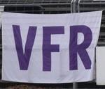 VFR (Lila auf Weiß)