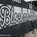 Blockade Sandhausen
