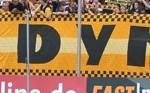 Ultras Dynamo (aktuelle Heimfahne)