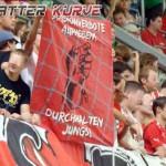 Stadionverbote aufheben! – Durchhalten Jungs!