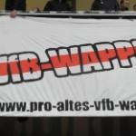 Pro altes VfB-Wappen
