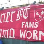Berliner FC Dynamo Fans Worms