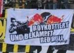 Boykottiert und bekämpft Red Bull