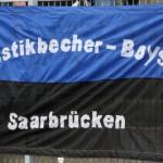 Plastikbecher-Boys Saarbrücken