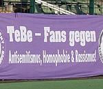 TeBe-Fans gegen Antisemitismus, Homophobie und Rassismus