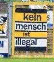 kein mensch ist illegal (Victoria Hamburg)