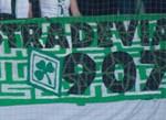 Stradevia 907 (Schwarz auf Grün-Weiß)