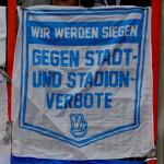 Gegen Stadt- und Stadionverbote