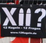 12 Kugeln – 12 Fragen