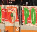FCA Fans gegen Polizeiwillkür