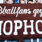 Fußballfans gegen Homophobie (St.Pauli,braun)