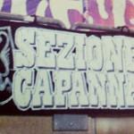 Sezione Capanna (schwarz-weißes Logo)