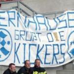 Bernhausen grüßt die Kickers