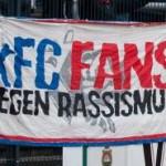 KFC Fans gegen Rassismus