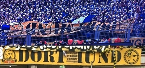 Dortmund (Ultras-Fahne)