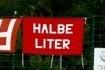 Halbe Liter