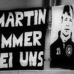Martin immer bei uns