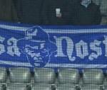 Cosa Nostra (mit weißen Streifen)