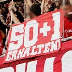 50+1 erhalten! (Freiburg)