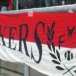 Kickers (Würzburg, mit Logo)