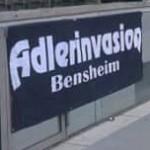 Adlerinvasion Bensheim