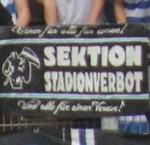 Sektion Stadionverbot (Kohorte Duisburg)