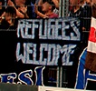 Refugees welcome (Babelsberg)