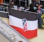 Altona Fahne mit Wappen
