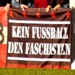 Kein Fussball den Faschisten (Altona)