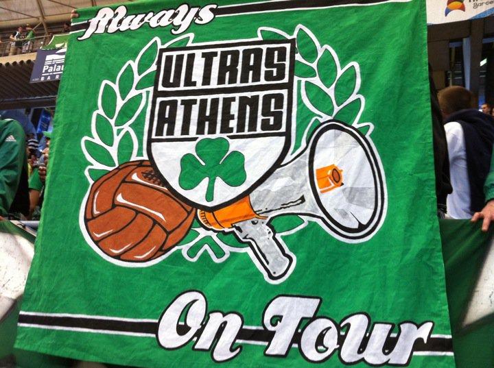 Ultras Athens - Always On Tour