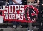 Sups Worms (klein)