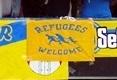 Refugees welcome (Barmbek-Uhlenhorst)
