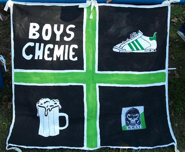 Boys Chemie