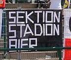 Sektion Stadionbier