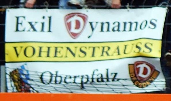 Exil Dynamos Vohenstrauss Oberpfalz