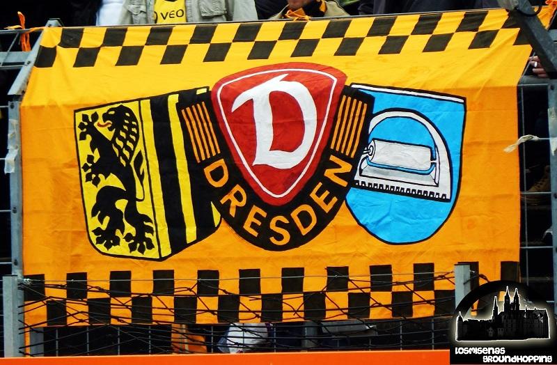 Dynamo Logo (mit Stadtwappen und Klopapierhalter)