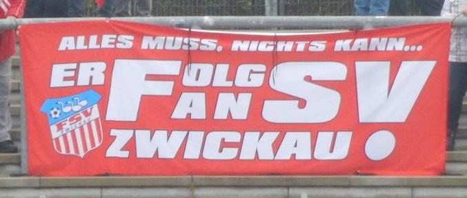 Erfolgsfans Zwickau - FSV