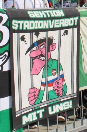 Sektion Stadionverbot mit uns! (Rapid Wien)